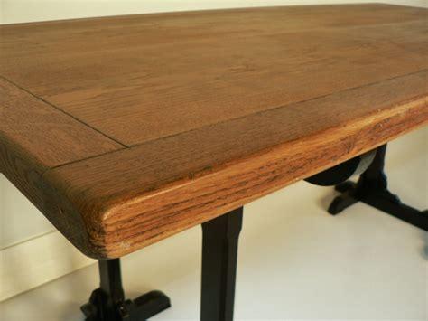 plateau de bureau en bois plateau de bureau bois maison design modanes com