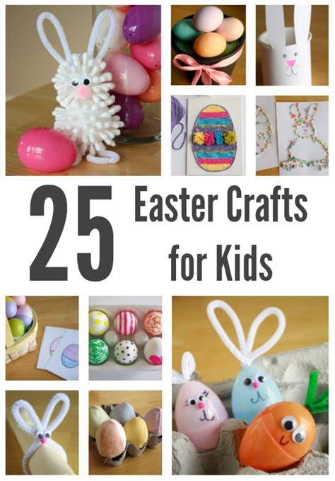 Easter Crafts For Kids To Make Ye Craft Ideas