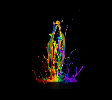 color splash color splash best android wallpapers