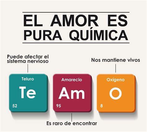 imagenes simbolos quimicos el amor es pura qu 237 mica let me think pinterest