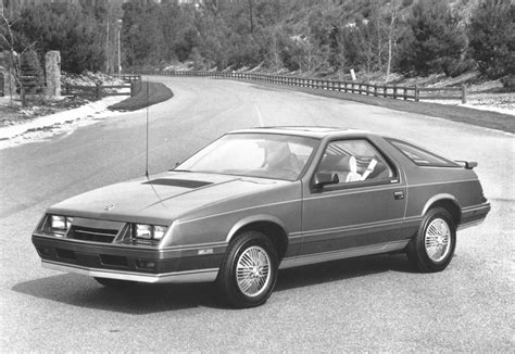 1984 chrysler laser pictures history value research news conceptcarz com