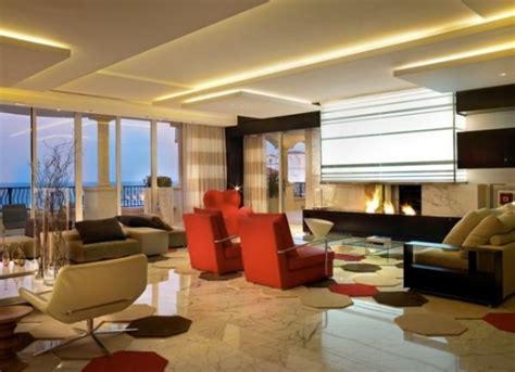 Home Decorating Channel Model De Tavan Din Rigips Cu Scafe Luminate