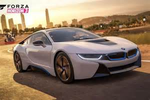 A Bmw Bmw I8 Is Coming To Forzahorizon3 In January S Car Pack