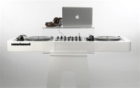 mix table dj hoerboard scomber mix dj table crossfadr