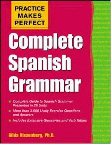 practising spanish grammar practising 1444137700 شبكة روايتي الثقافية مجموعه كتب مميزه في قواعد اللغه الاسبانيه