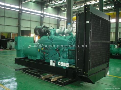 cummins diesel generators 640kva 500kva cummins generators