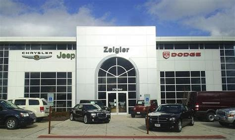 Jeep Dealerships In Illinois New Inventory Specials Zeigler Chrysler Dodge Jeep