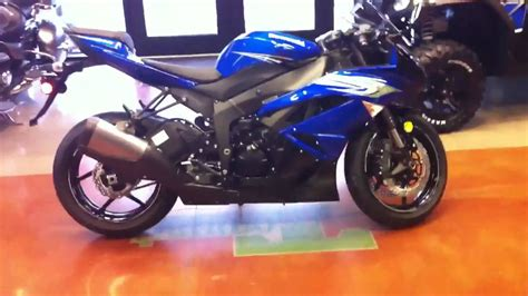 Kawasaki Blue by 2011 Kawasaki Zx6r Blue Black