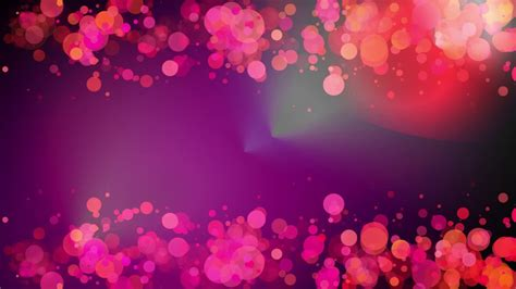 romantic love red particle weeding background