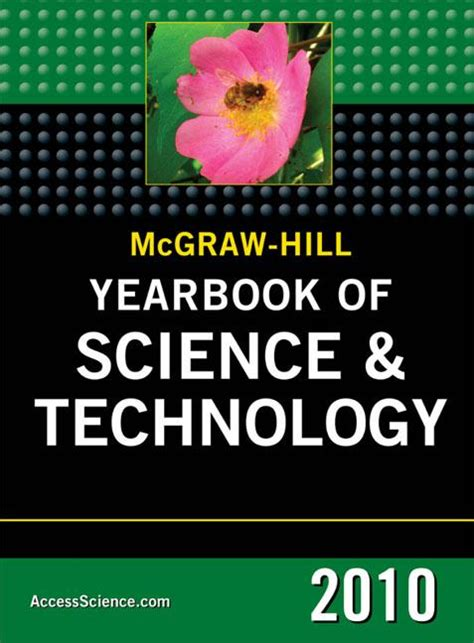 Ebook Science Technology 17 mcgraw hill yearbook of science and technology 2010 ebook mcgraw hill todoebook