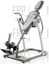 reebok inversion table reebok icon inversion system rbbe19960 fitness and