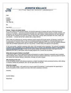 Insurance Officer Cover Letter by 40 Best Cover Letter Exles Images On Cover Letter Exle Cover Letters And