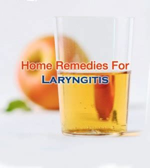 laryngitis treatment home remedies ehealthyblog