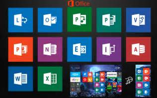 Windows Microsoft Office Microsoft Office 2013 Tiles Windows 8 By Davi5alexander