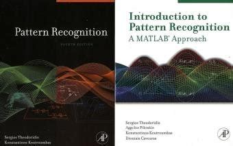 pattern recognition theodoridis pattern recognition matlab intro and matlab