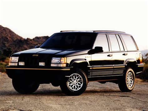 jeep grand wallpaper jeep grand limited zj 1993 96 wallpapers