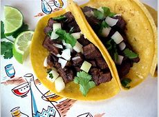 The Hungry Texan: Tacos de Lengua (Cow Tongue) Lengua