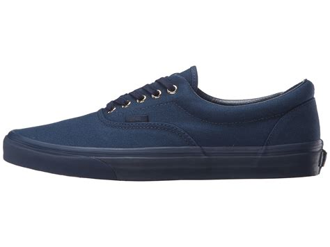 era vans vans era gold mono dress blues zappos free