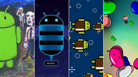 Android Easter Egg by Vulcan Digest Seriously Satire Blissybox Chopstick