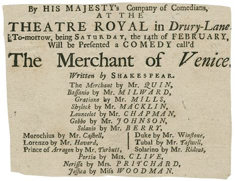 Themes In Merchant Of Venice by Merchant Of Venice Library Umd Libraries