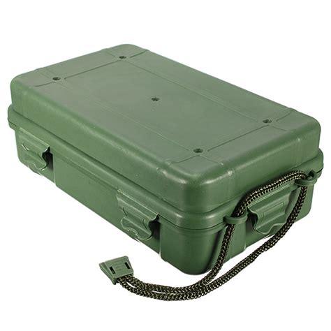 Storage Box 26 5x16x23 5cm Plastic travel plastic box storage for flashlight torch l