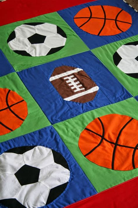 Sports Quilt by 17 Best Ideas About Sports Quilts On Quilt