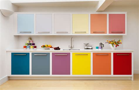 rainbow designs 20 colorful home decor ideas 57 bright and colorful kitchen design ideas digsdigs