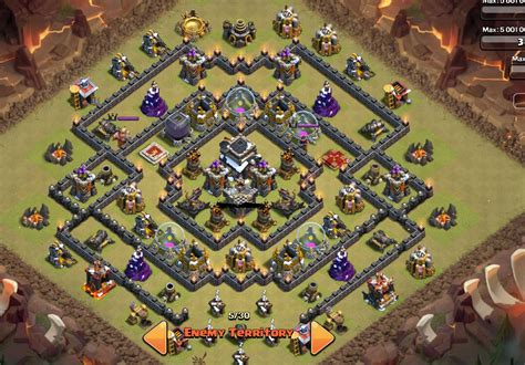 th9 layout december update advice on how to 3 th9 war base pic inside