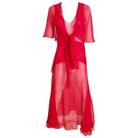 1930s silk evening 30s vintage dress for sale at 1stdibs