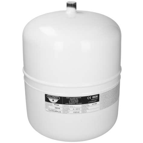 vase d expansion 224 membrane solar plus zilmet 18l