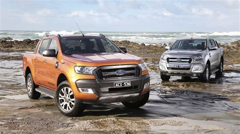 ford ranger 2016 2016 ford ranger review caradvice