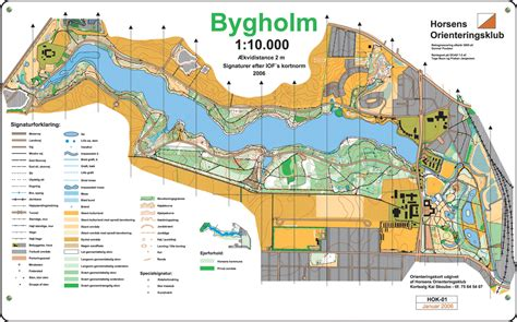 What A Map orienteering map