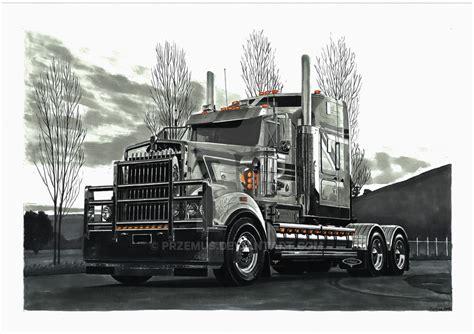 all kenworth trucks all kenworth trucks drawings images