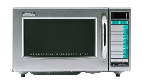 Microwave Sharp R 249 In r 21lvf commercial microwave commercial appliances sharp