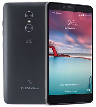 Android Z981 by Zte Zmax Pro Headed To T Mobile Android Marshmallow And