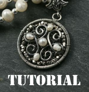 free jewelry magazines free wire wrapping tutorials from danagonia