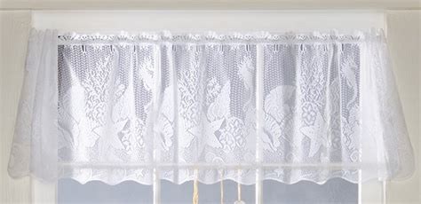 seashell lace curtains window and curtain help shoptalk by sturbridge yankee