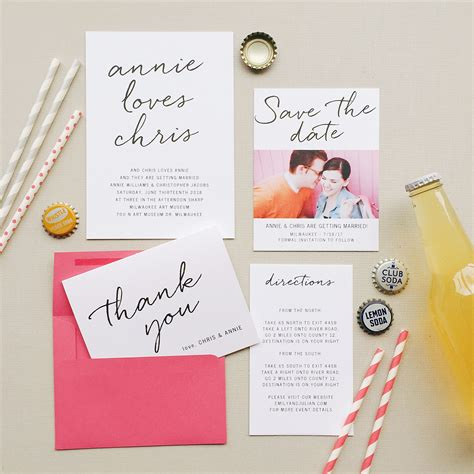 Basic Wedding Invitations by 5 Ways Basic Invite Makes Your Invitations More Special