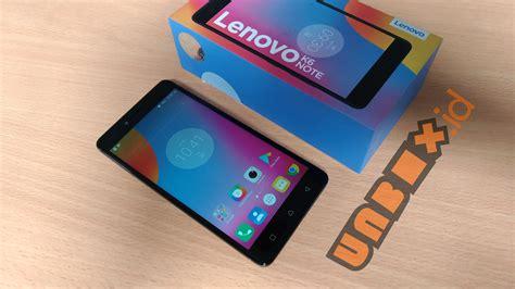Handphone Lenovo K6 Note lenovo k6 note resmi mendarat di indonesia harganya