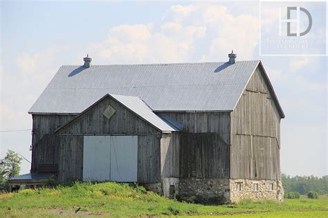 ontario barns a window into a simpler past