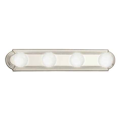 bathroom lighting brushed nickel finish kichler bathroom light in brushed nickel finish 5017ni