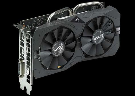 asus rog strix radeon rx 560 evo graphics card unveiled geeky gadgets