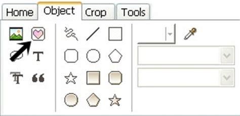 cara membuat struktur organisasi dengan foto 3 ke photoscape gt masukin foto gt object gt icons gt office