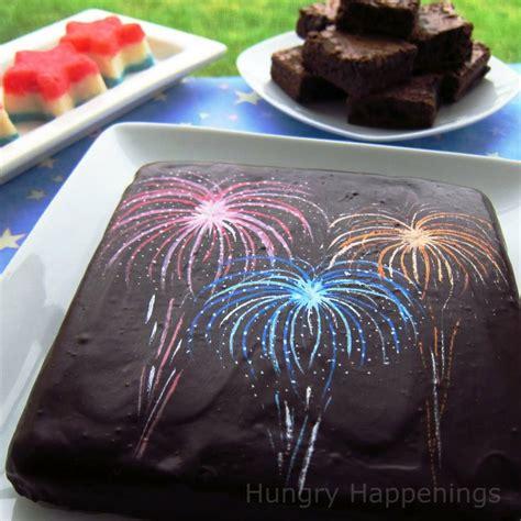 17 best images about firework bonfire cake ideas