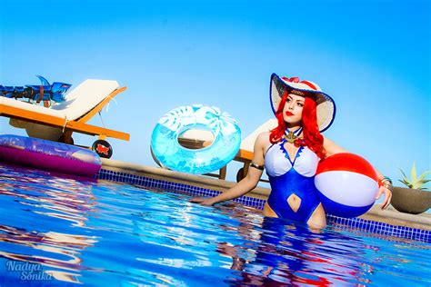 Miss Fortune – Pool Party | Nadyasonika X 23 Comic