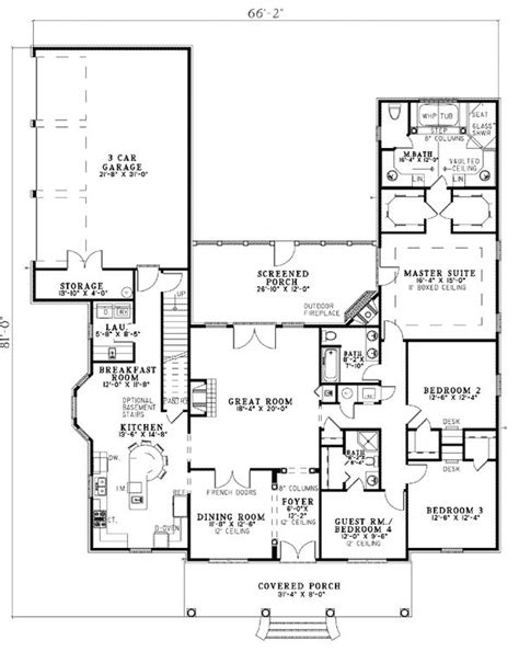 colonial house plan 2018 plans maison en photos 2018 floor plan of colonial southern house plan 62195 would nix