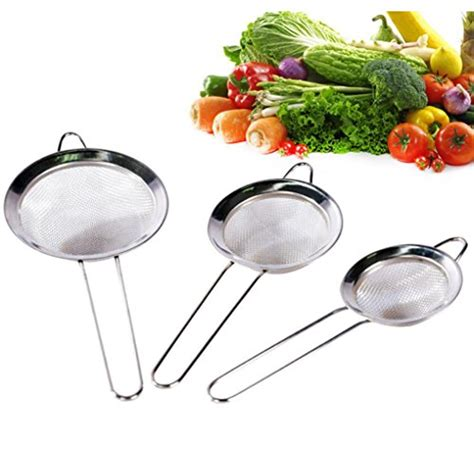 Exclusive Can Strainer Drain Canned Foods With Ease Terbaru top 20 for best mesh strainer