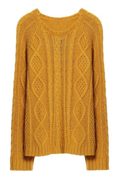 sewing raglan sleeves knitted sweater plain pattern neck raglan sleeve cable