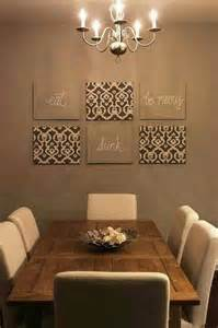 Wall Decorations For Dining Room 1000 Ideas About Dining Room Walls On Pinterest Dining