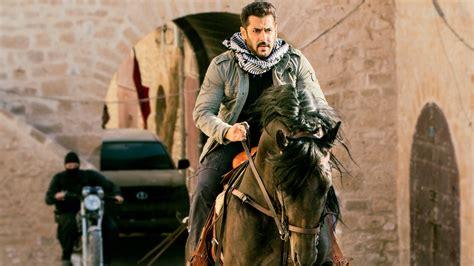 salman khan horse riding  tiger zinda hai film wallpaper